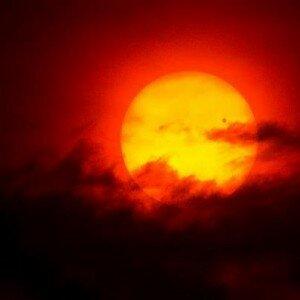 Trànsit de Venus a Pardines (Ripollès)