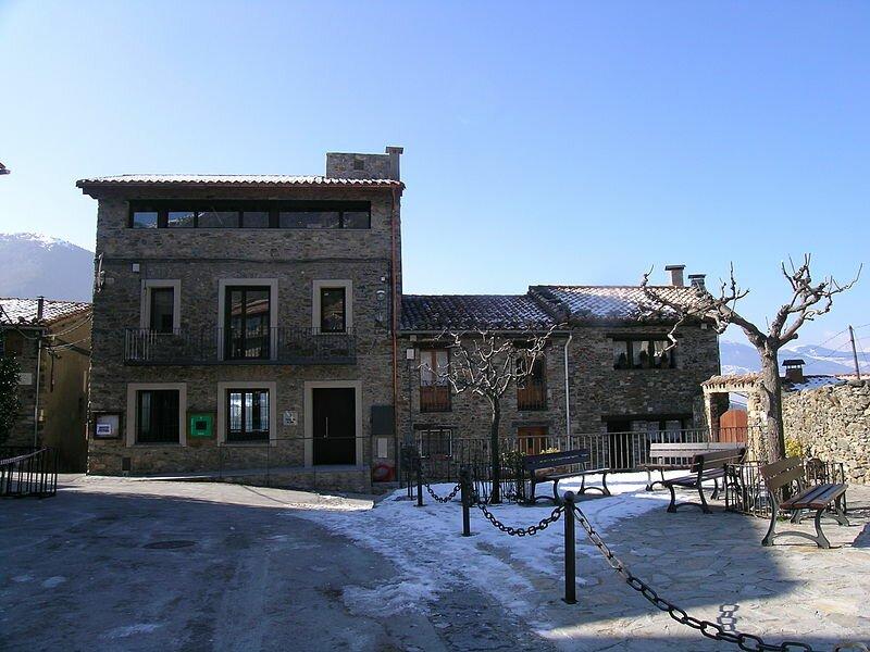 L'Ajuntament de Pardines