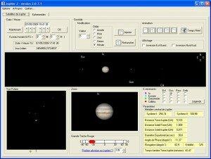 Pantalla del Jupiter