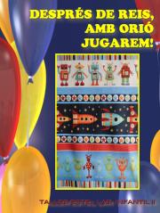 DESPRÉS DE REIS, AMB ORIÓ JUGAREM ! - Logo