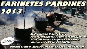 Pardines-Farinetes 2013-Logo