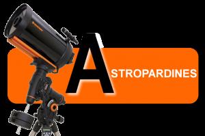 AstroPardines - Logo