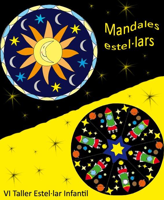 Mandales estel·lars - Logo
