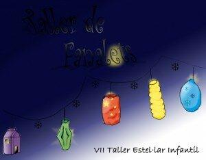 logo Taller Estel·lar Infantil VII-Taller de Fanalets
