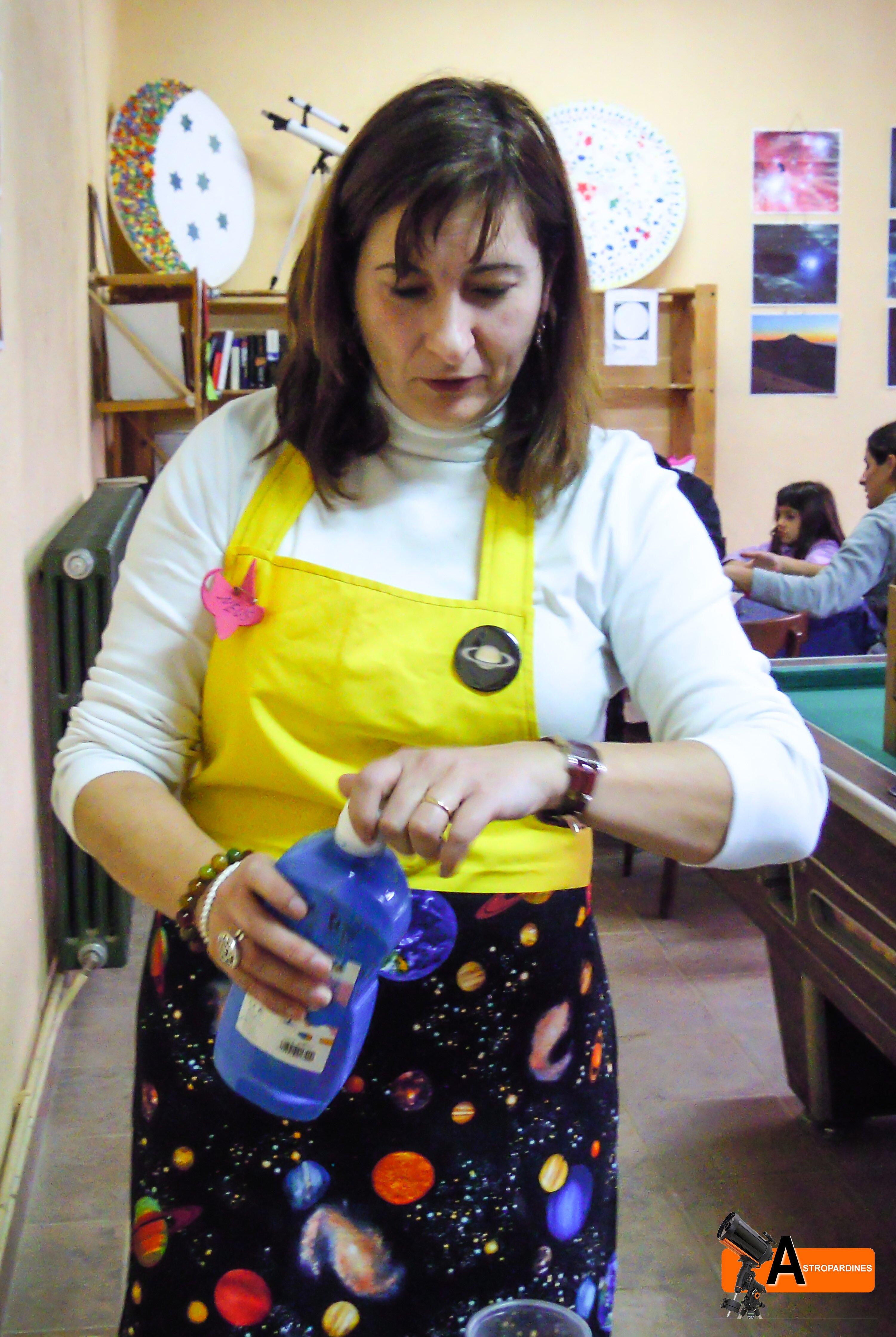 TEI 13-02-2016 - Al febrer, astronauta sere -   Ribes de Freser  - Astropardines (15)