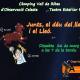 Logo Taller Observació Celeste - Junts, El Déu del Llamp i el Lleó - 26 març 2016 - Ribes de Freser - AstroPardines - PNG